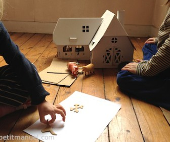 comment construire quelque chose en carton