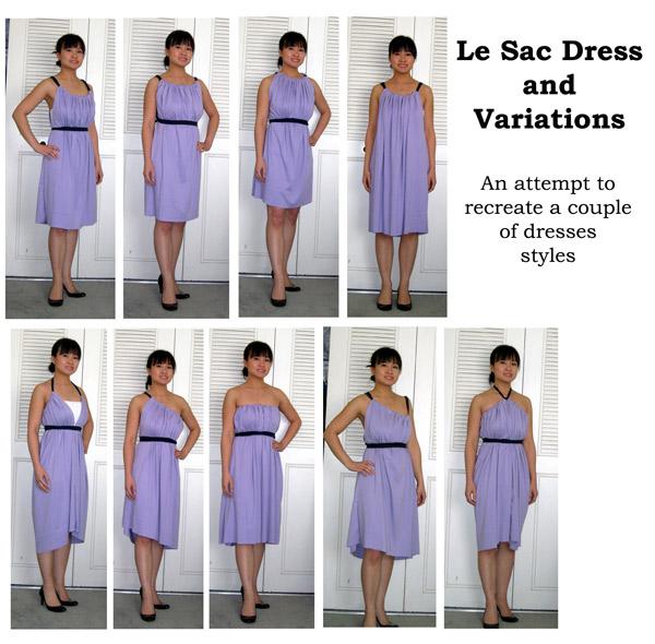 comment coudre une robe