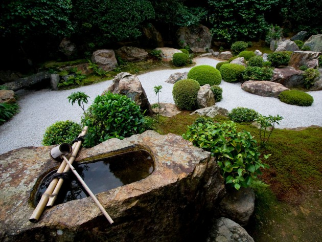 Comment d corer un jardin zen for Comment decorer un jardin
