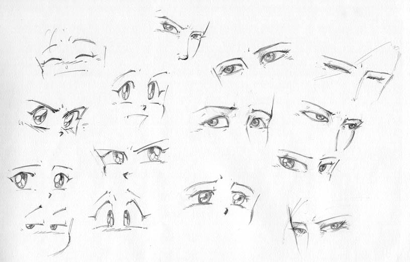 Relativ Dessin Facile A Faire #15: Comment-dessiner-en-manga.jpg  OQ76