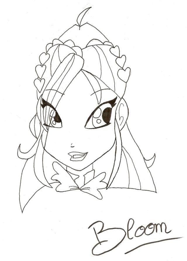 Comment dessiner winx - Comment dessiner les winx facilement ...