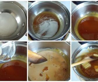 comment faire du caramel