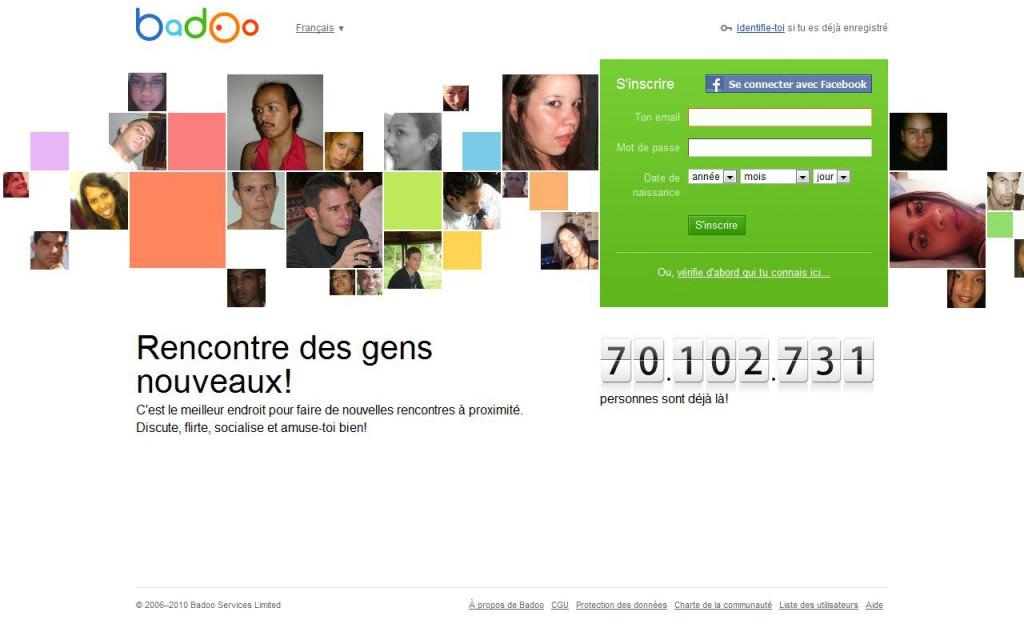 Badoo messages comment draguer sur badoo site de rencontre draguer-sur-badoo/