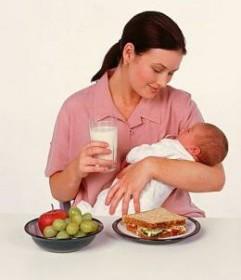 comment maigrir tout en allaitant