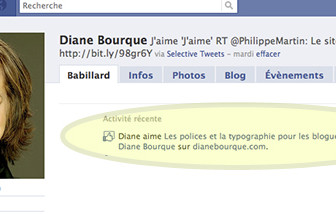 comment mettre j'aime de facebook sur mon site