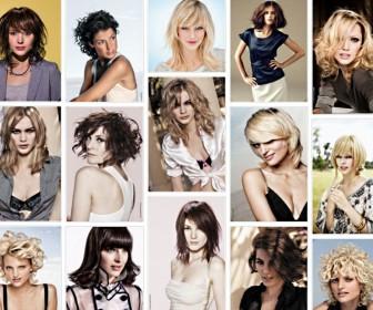 comment se coiffer femme cheveux long