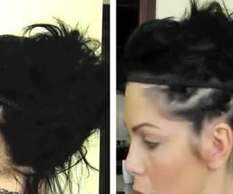 comment se coiffer pour noel youtube