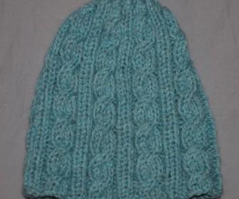 comment tricoter bonnet homme
