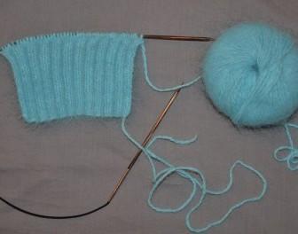 comment tricoter gants laine
