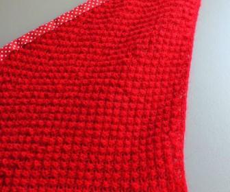 comment tricoter un chale