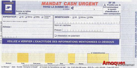 Comment a marche un mandat cash - Comment marche un ouvre boite ...