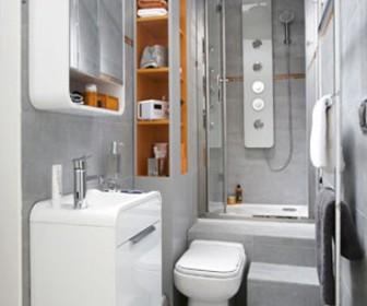comment décorer petite salle de bain