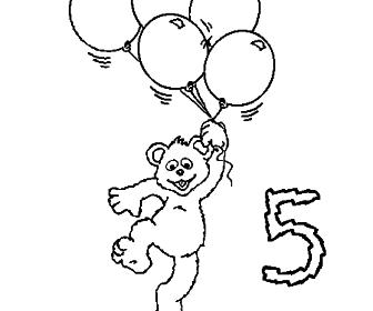 comment dessiner le chiffre 5