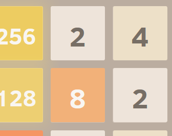 comment fonctionne 2048