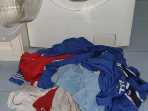 comment laver maillot de foot