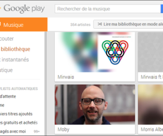 comment marche google play