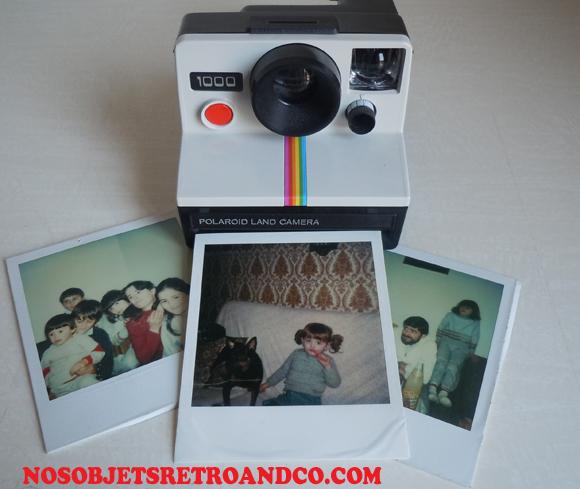 appareil photo polaroid comment ca marche