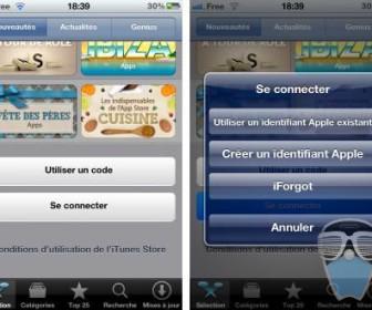 comment mettre l'app store en francais