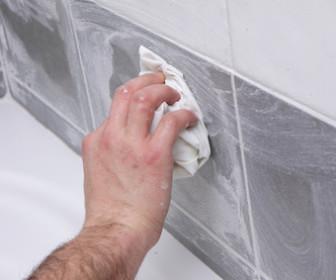 comment nettoyer joint de carrelage mural