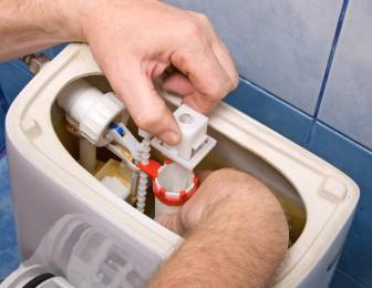 comment réparer une chasse d'eau