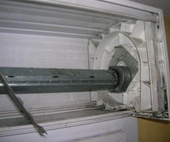 comment réparer volet roulant manuel