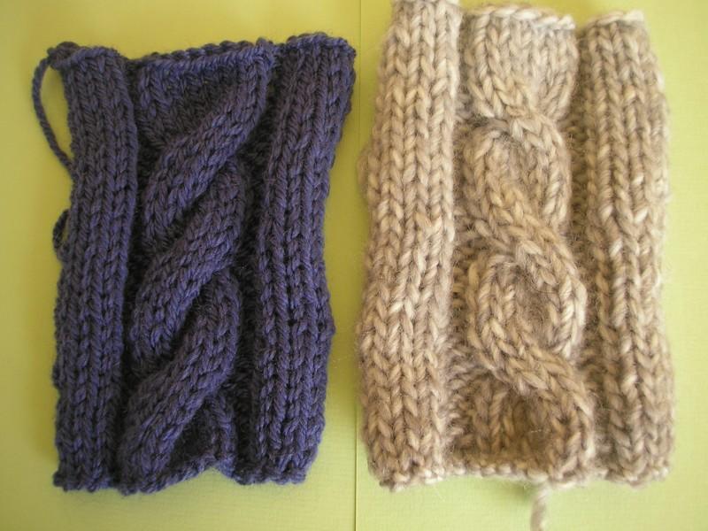 Comment tricoter des torsades - Comment faire une boutonniere au tricot ...