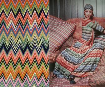 comment tricoter zigzag