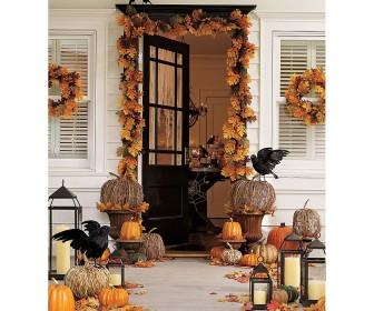 comment décorer sa maison pour halloween