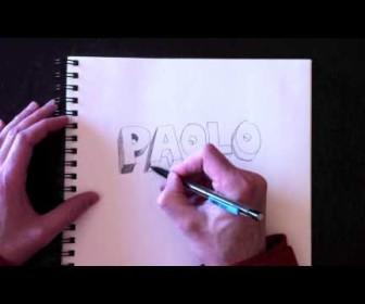 comment dessiner quelque chose en 3d