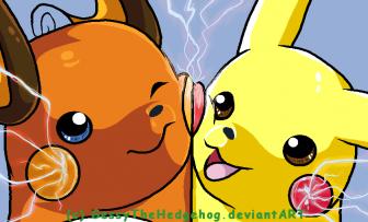 comment faire évoluer pikachu