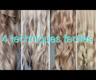 comment faire boucler ses cheveux