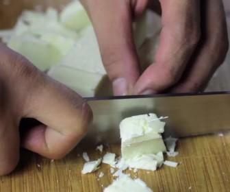 comment faire fondre du chocolat blanc