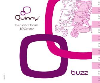 comment laver quinny buzz
