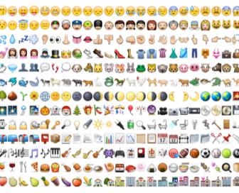 comment mettre emoji sur iphone