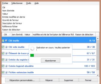 comment nettoyer registre windows 7