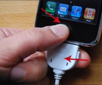 comment réparer iphone