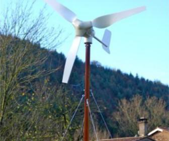 comment construire éolienne
