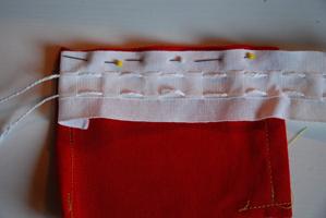 Comment coudre ruflette - Ruflette vague pour rideaux ...