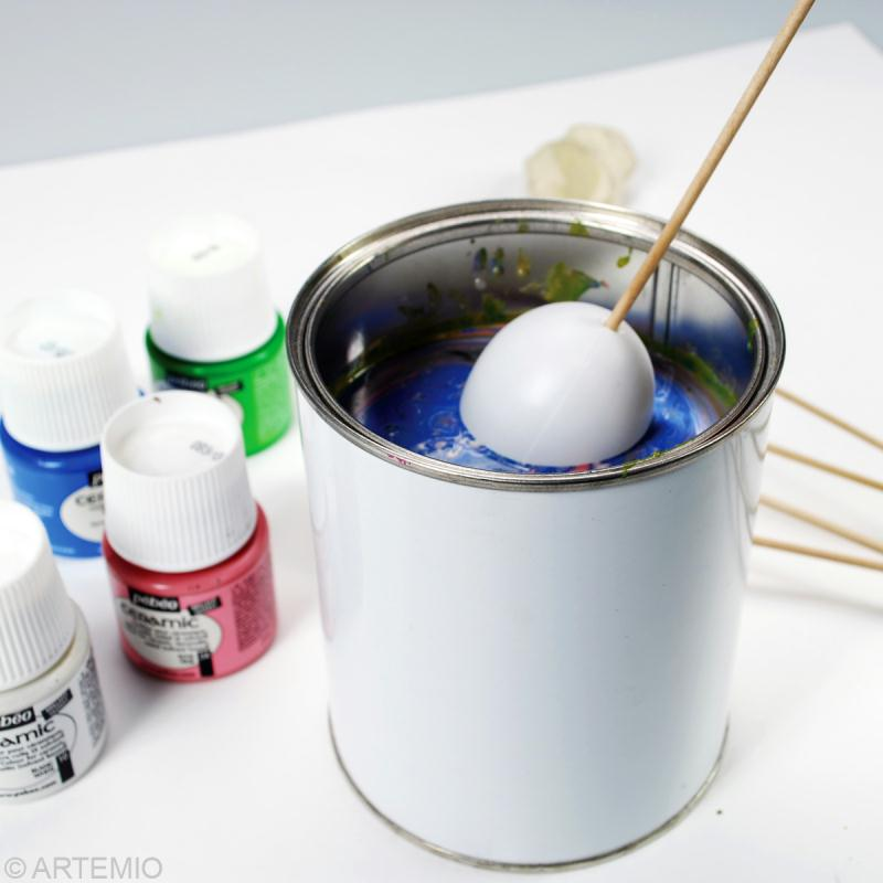 Comment d corer oeuf plastique - Oeuf a decorer ...
