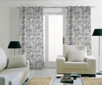 comment décorer rideau