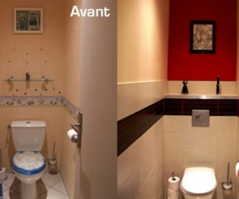 comment décorer wc
