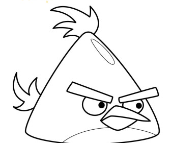 comment dessiner angry birds