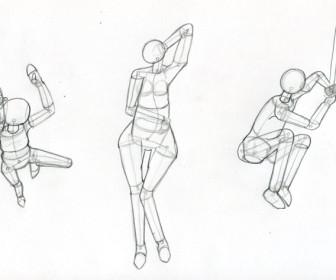 comment dessiner personnage