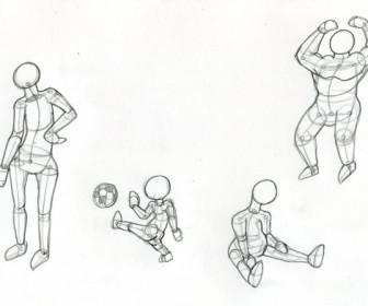 comment dessiner un personnage