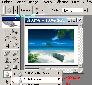 comment fonctionne photoshop