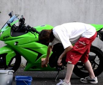 comment laver sa 50cc
