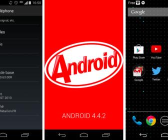 comment mettre à jour android