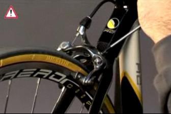 comment réparer des freins de vélo