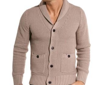 comment tricoter gilet homme