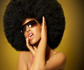 comment coiffer afro